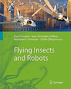 Flying insects and robots