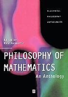 Philosophy of mathematics : an anthology