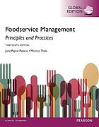 Foodservice management : principles and practices