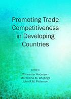 Promoting trade competitiveness in developing countries