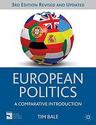 European politics : a comparative introduction