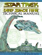 Star trek, Deep Space Nine : technical manual