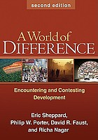 A world of difference : encountering and contesting development