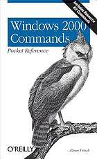 Windows 2000 commands : pocket reference