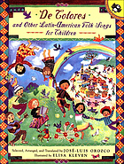 De colores and other Latin-American folk songs for children