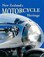 New Zealand's motorcycle heritage. Book three, 1960s-2000s
