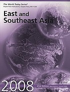 East and Southeast Asia, 2008