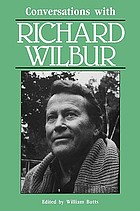 Conversations with Richard Wilbur