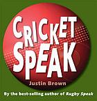 Cricket speak