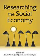 Researching the social economy