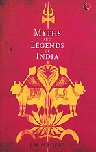 Myths and legends of India : an introduction to the study of Hinduism