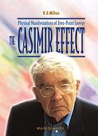 The Casimir effect : physical manifestations of zero-point energy