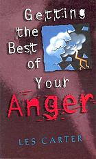 Getting the best of your anger