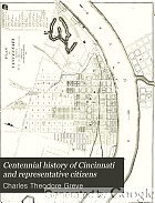 Centennial history of Cincinnati and representative citizens