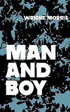 Man and boy.