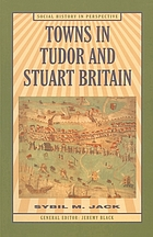 Towns in Tudor and Stuart Britain