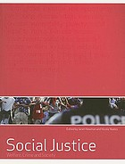 Social justice : welfare, crime and society
