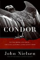Condor : to the brink and back--the life and times of one giant bird