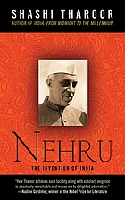 Nehru : the invention of India