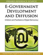 E-government development and diffusion : inhibitors and facilitators of digital democracy