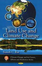 Land use and climate change