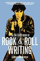 The Da Capo book of rock & roll writing