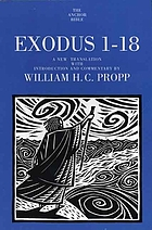 Exodus 1-18 : a new translation with introduction and commentary