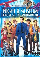 Night at the Museum. Battle of the Smithsonian Monkey mischief