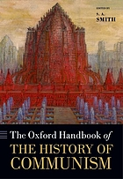 The Oxford handbook of the history of communism