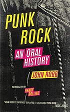 Punk rock : an oral history
