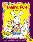 Easter fun activity book