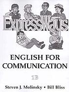ExpressWays : English for communication