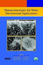 Nanotechnologies for water environment applications
