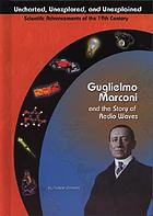 Guglielmo Marconi and radio waves