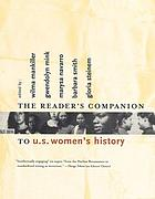 The reader's companion to US women's history