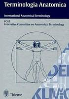 Terminologia anatomica : international anatomical terminology