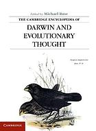 The Cambridge encyclopedia of Darwin and evolutionary thought Book Cover