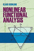 Nonlinear functional analysis