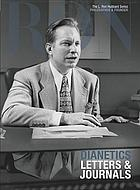 Dianetics letters & journals.
