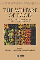 Welfare of Food: Rights and Responsibilities in a Changing World cover image