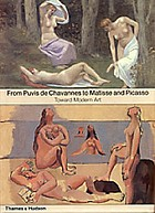 From Puvis de Chavannes to Matisse and Picasso : toward modern art
