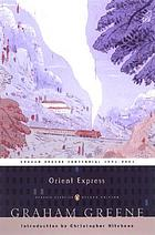 Orient express : an entertainment