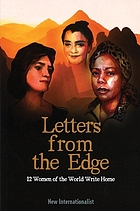 Letters from the edge : 12 women of the world write home