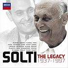 Solti : the legacy, 1937-1997.