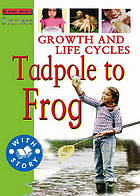 Growth and life cycles : tadpole to frog