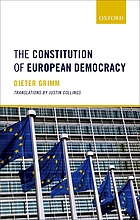 The constitution of European democracy