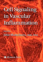 Cell signaling in vascular inflammation