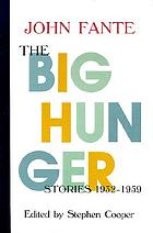 The big hunger : stories, 1932-1959
