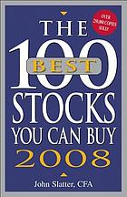 The 100 best stocks you can buy 2008