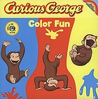 Curious George : color fun.
